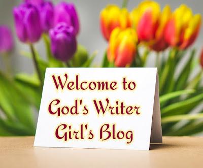God's Writer Girl: Hope, Homeschooling, Faith, and Family