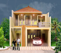 Koleksi Gambar Desain Rumah minimalis modern
