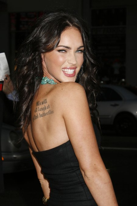 Labels celebrity tattoos