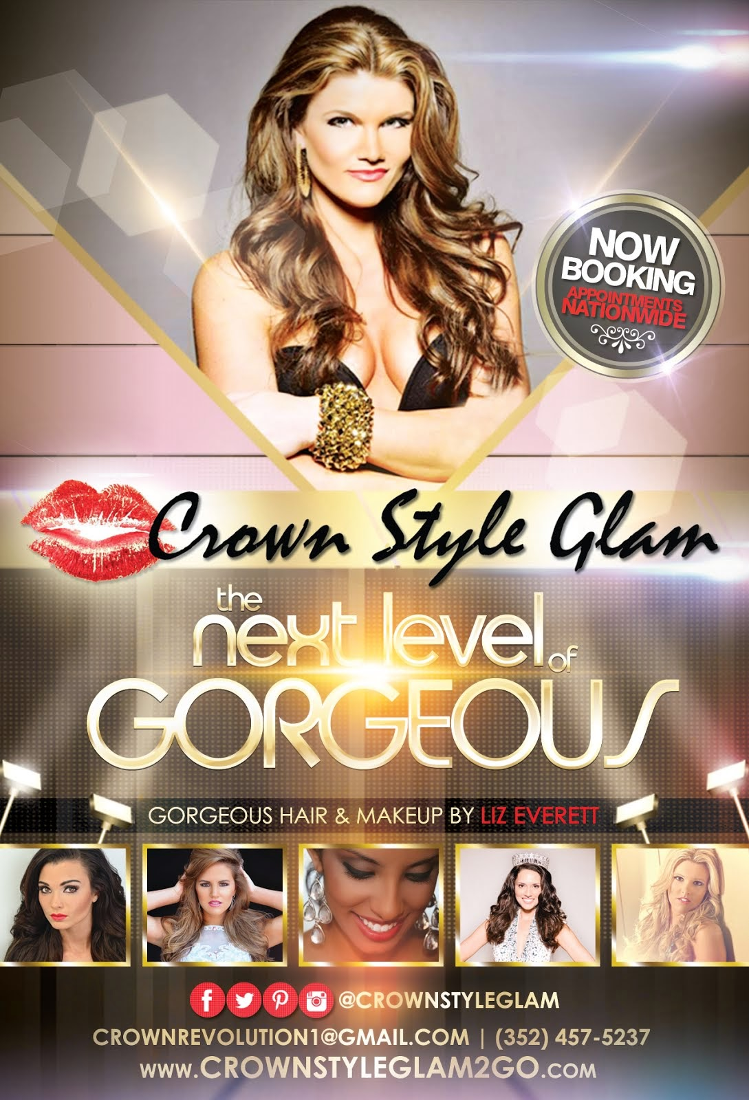 Crown Style Glam- National Sponsor