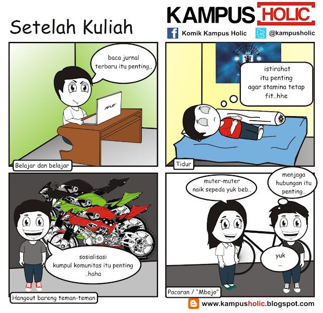 #032 hal yang dilakukan mahasiswa Setelah Kuliah