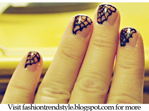 Unique nail designs do it yourself nail designs ideas do it view images halloween easy diy nail designs tutorial pixiie solutioingenieria Image collections