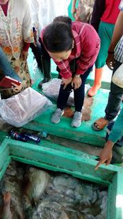 Menteri BUMN Resmikan Teras Usaha Nelayan Di Kota Tegal