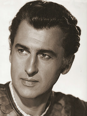 I loved shining the spotlight on Stewart Granger in May 2013