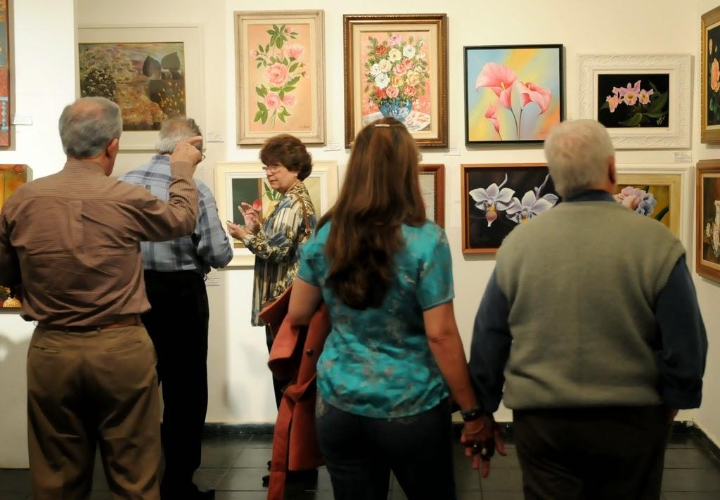 Em sua 22ª edição, o salão reúne cerca de 100 obras