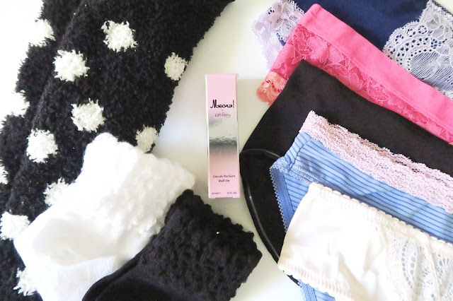 15- 20th Birthday Haul Blog Post- Socks and Undies