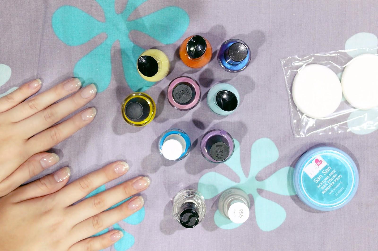 Beauty, DIY: DIY Ombre Nails