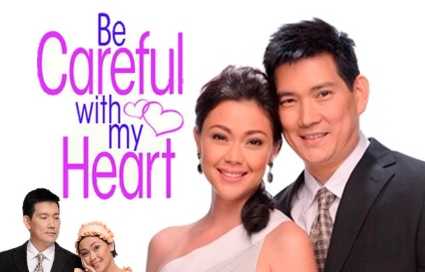 Be Careful With My Heart April 26, 2013