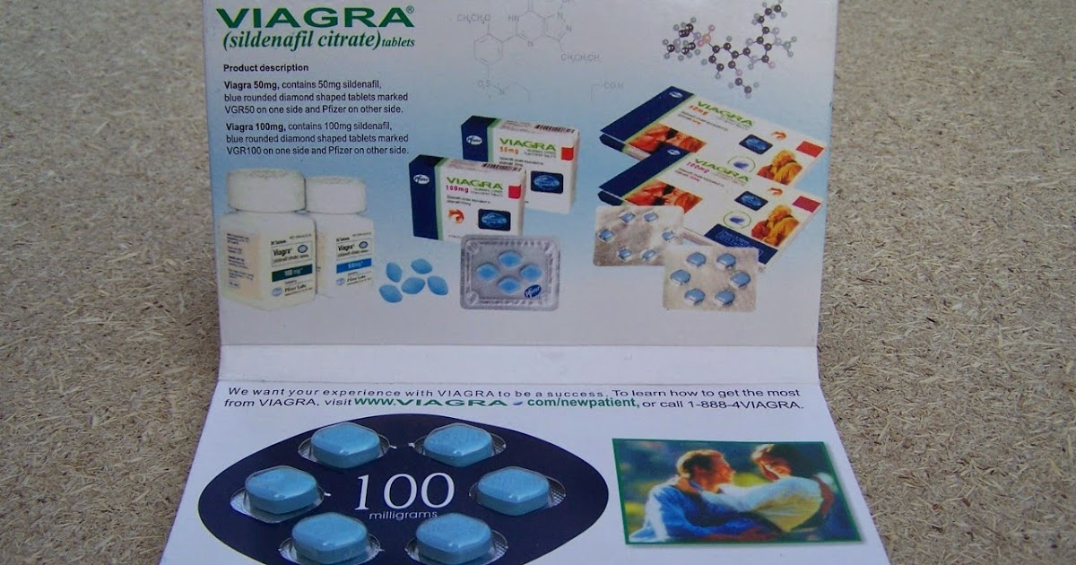 Men and viagra