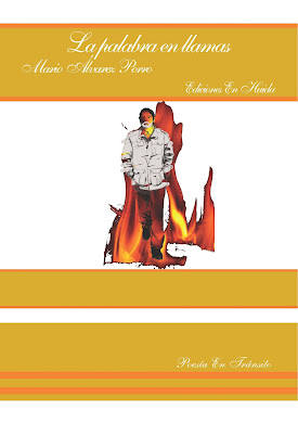 La palabra en llamas - Mario Álvarez Porro