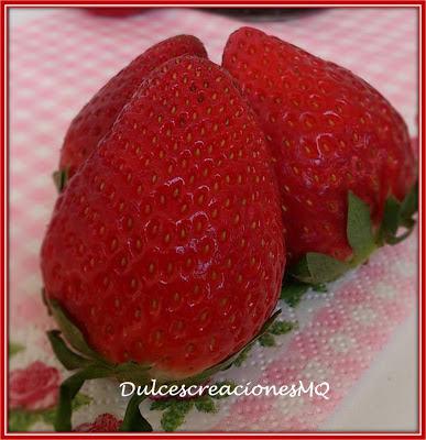Mermelada Fresas Fresones Primavera Conservas Caseras Fruta Dulce Pasión Amor Postre Desayuno Merienda Azúcar Vainilla Tarde
