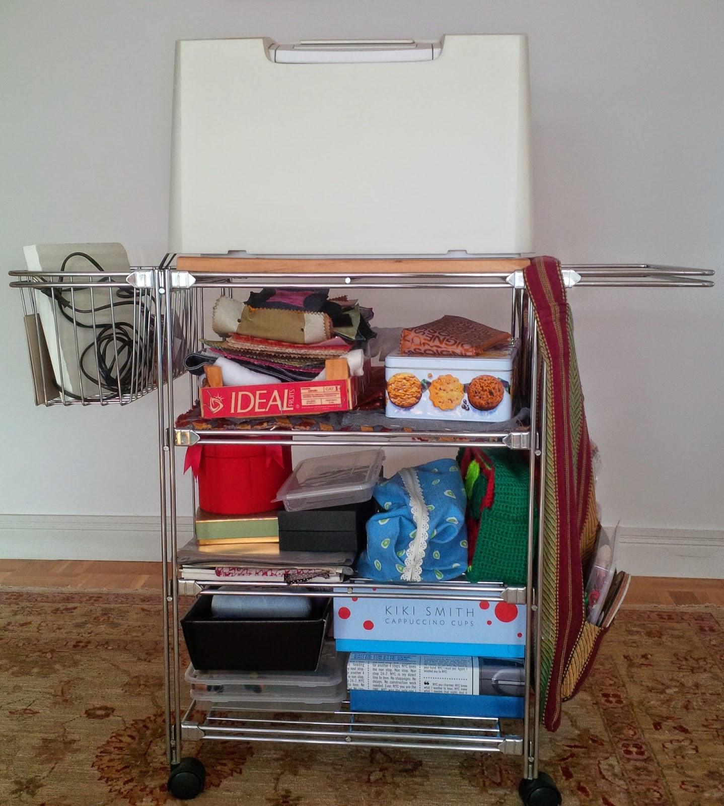 Jubilocios carrito cocina camarera convertido en - Carrito camarera ...