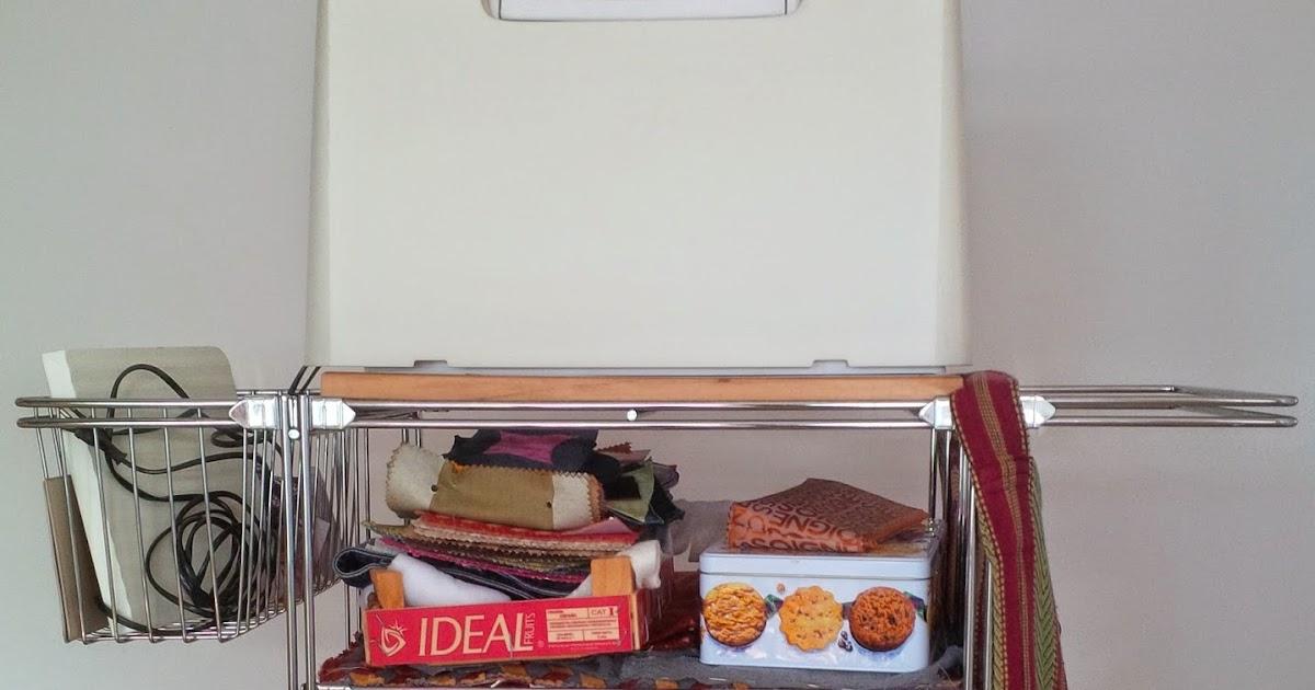 Jubilocios carrito cocina camarera convertido en - Camareras de cocina ...