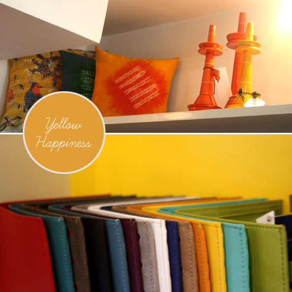 Artnlight: Yellow Button, Bangalore + A Discount For