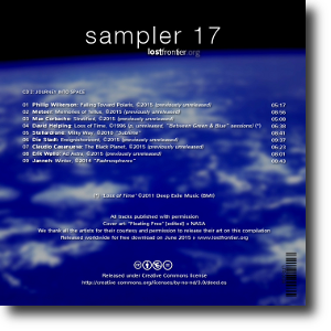 sampler 17 back CD2
