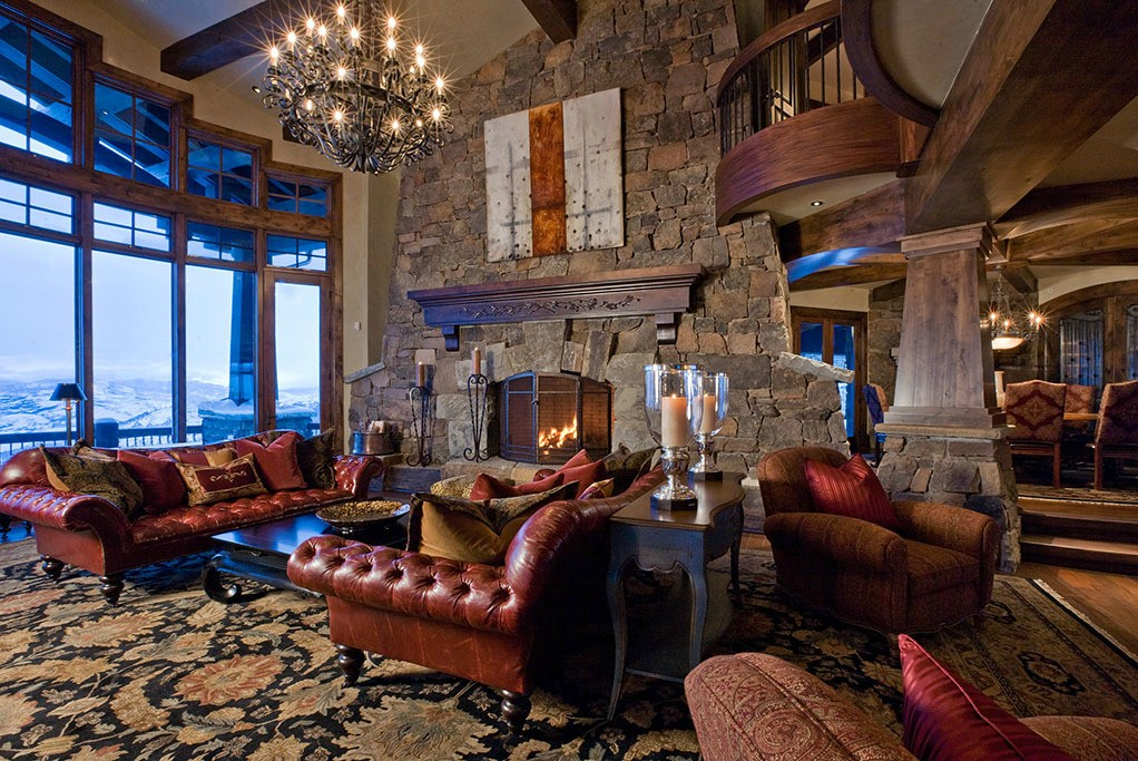 Ski dream home luxury mountain retreat utah most for Design hotel utah