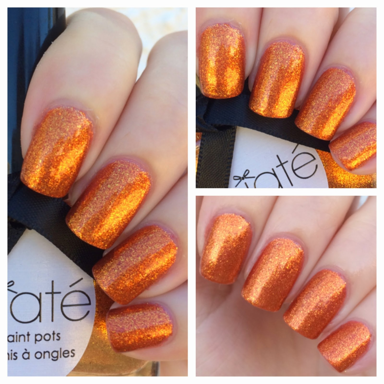 Ciate Bottled Sunshine Nail Polish Collection