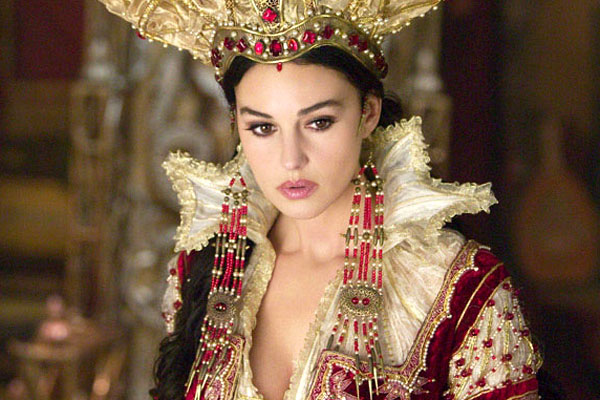 Monica Bellucci in The Brothers Grimm