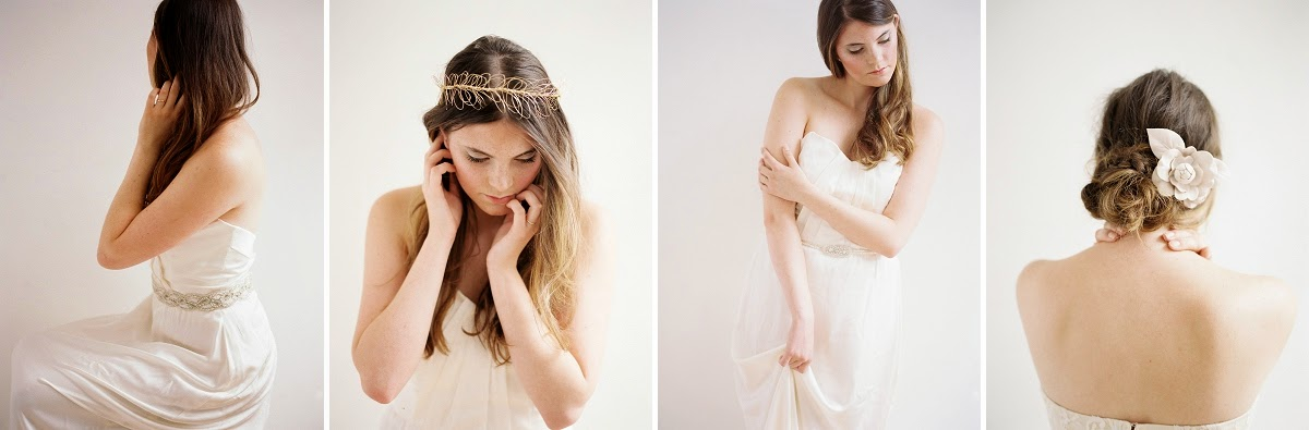 Carlee Sizemore Accessories Trunk Show at Heart Aflutter Bridal, London, UK
