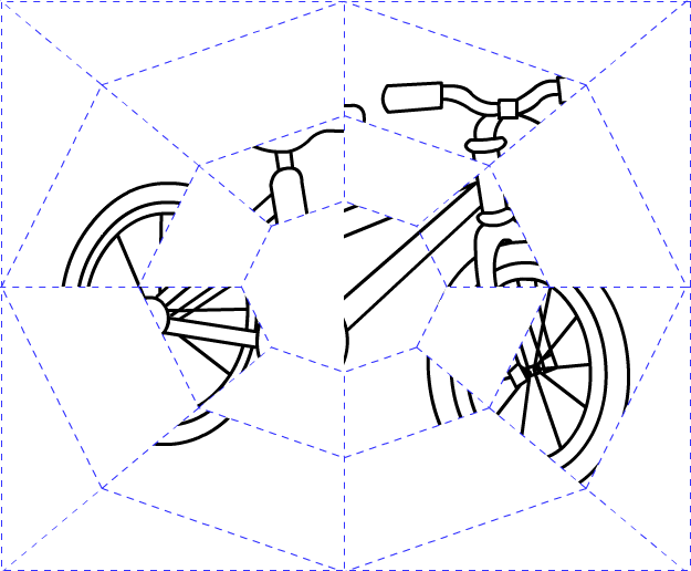 printable bicycle coloring pages - photo#24