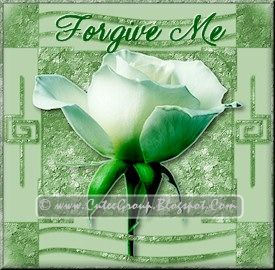 Green Rose extra including Forgive Me