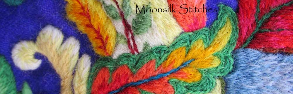 moonsilk stitches