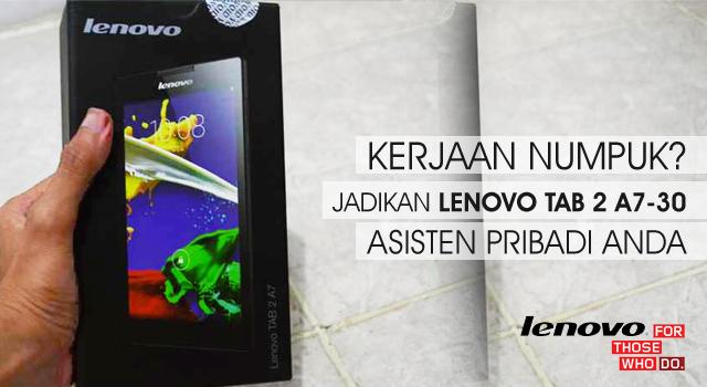 Lenovo Tab 2 A7-30