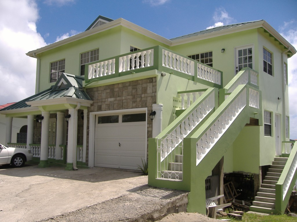 Two-Story House Designs