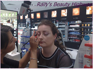 Makeup session Guerlain in Sephora