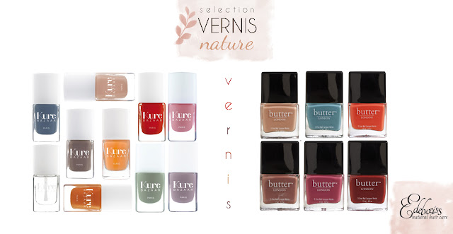 vernis naturels bazaar butter london