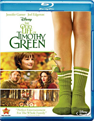 Filme Poster A Estranha Vida de Timothy Green BRRip XviD & RMVB Legendado