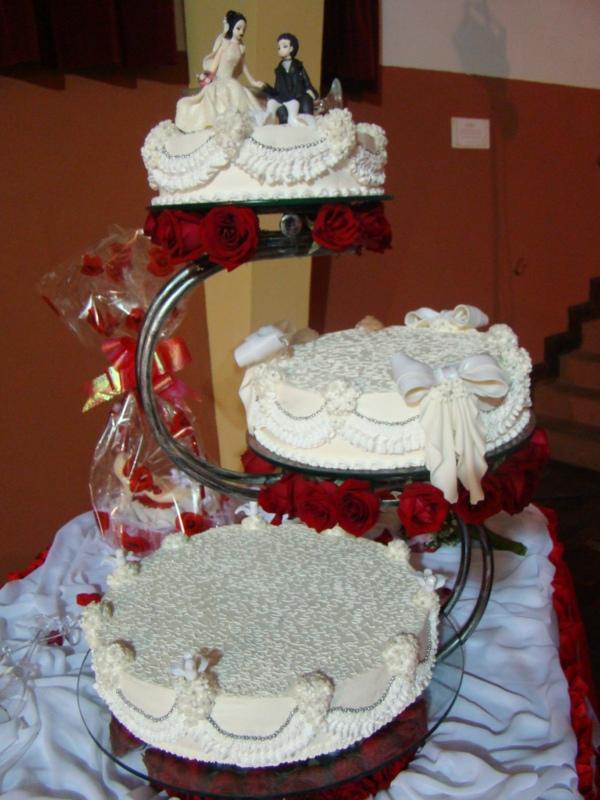 Bolo De Casamento   Chantilly 1  1