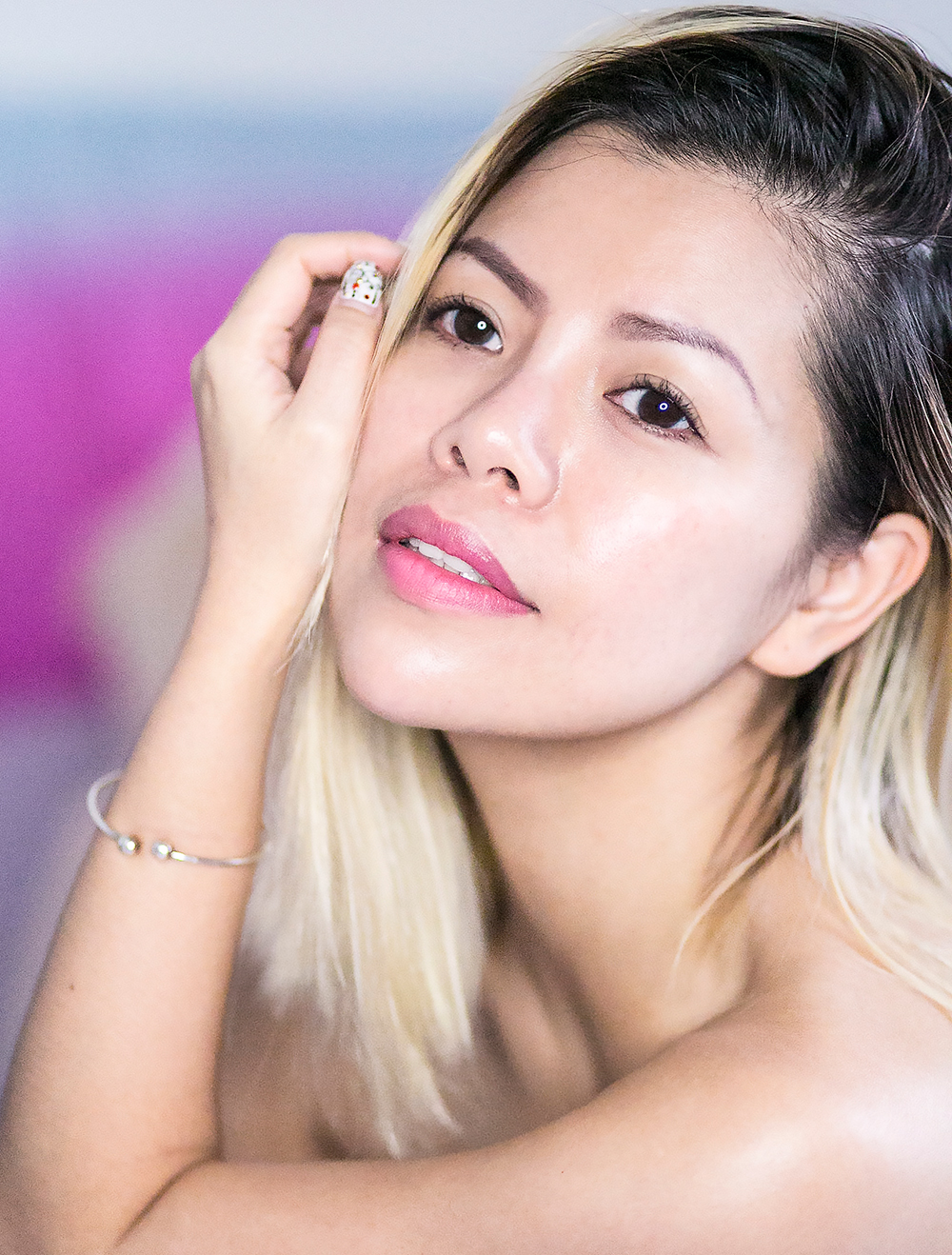 Crystal Phuong- Singapore Beauty Blog- Beautiful and healthy skin after a facial treatment