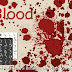 20 Blood Splatter Photoshop Brushes.