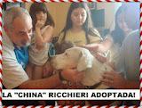 CHINA RICCHIERI ADOPTADA!!!!