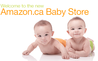AMAZON.CA has a new Baby Store!