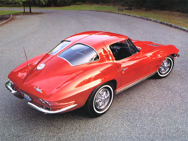 Urban pontifficater today is corvette day on the 4th of for 1968 corvette split window