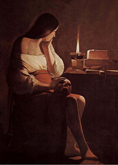 Mary Magdalene, Georges de la Tour, 5 stars