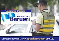 Prefeitura de Barueri (Agente de Trânsito) 2016