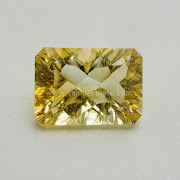 Batu Permata Yellow Citrine - SP637