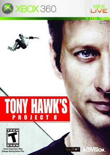 Tony Hawk's Project 8 – XBox 360