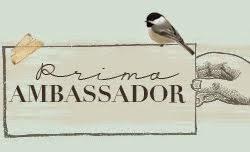 I'm a Prima Ambassador
