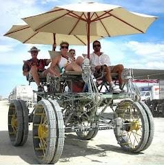 Quadriciclo Ecológico