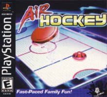 Download - Air Hockey - PS1 - ISO