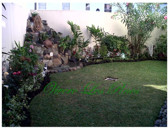 Vivero los pinos decoraci n de jard n y cascada for Cascadas de piedra para jardin