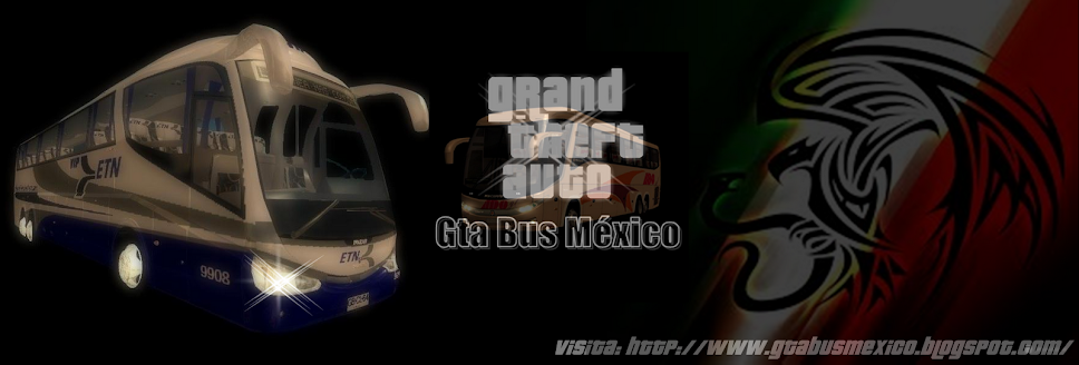 Grand Theft Auto: Bus México