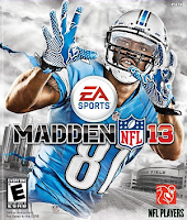 Madden NFL 13 cover Madden 13 Reviews