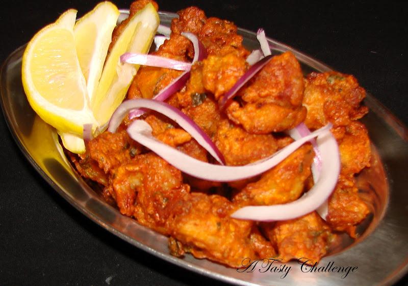 Chicken Pakora/ Pakoda/ Bhaji