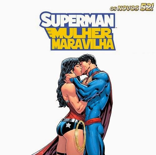 Superman & Mulher-Maravilha