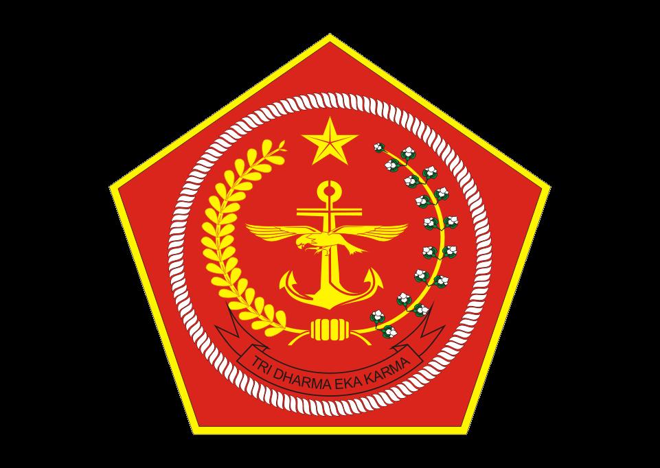 "Download Logo Mabes TNI "" Tri Dharma Eka Karma "" Vector"